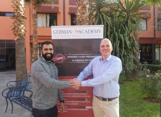Le chercheur maroco-allemand Salah Azzouzi rejoint German Academy